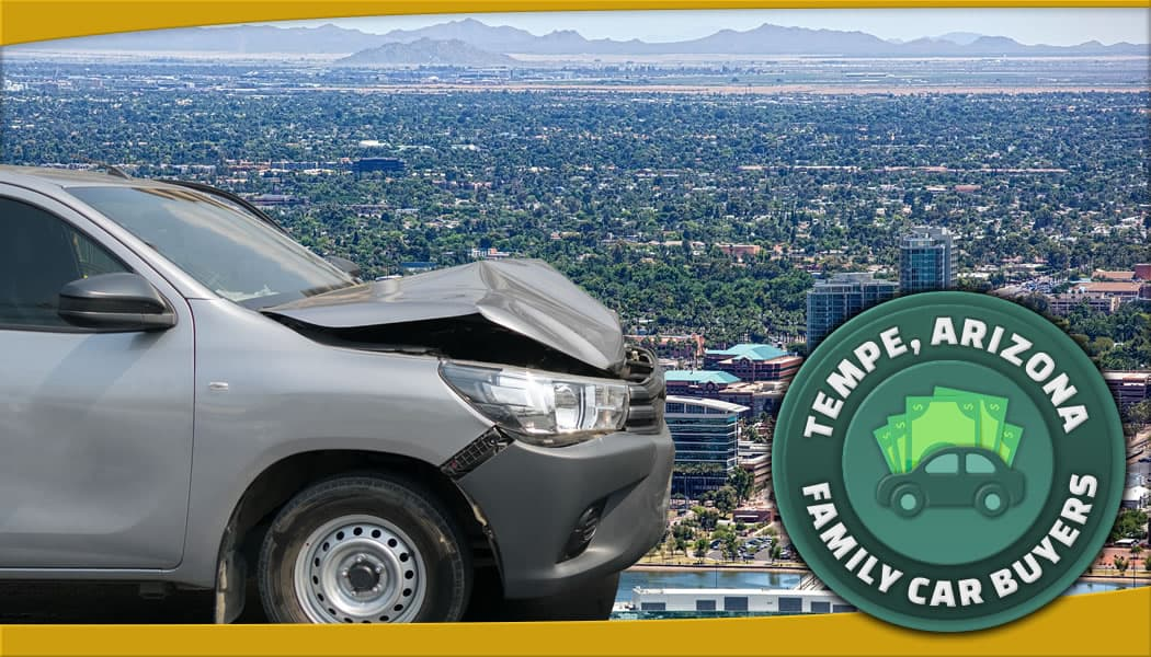 Sell My Car Tempe, AZ – Cash For Cars