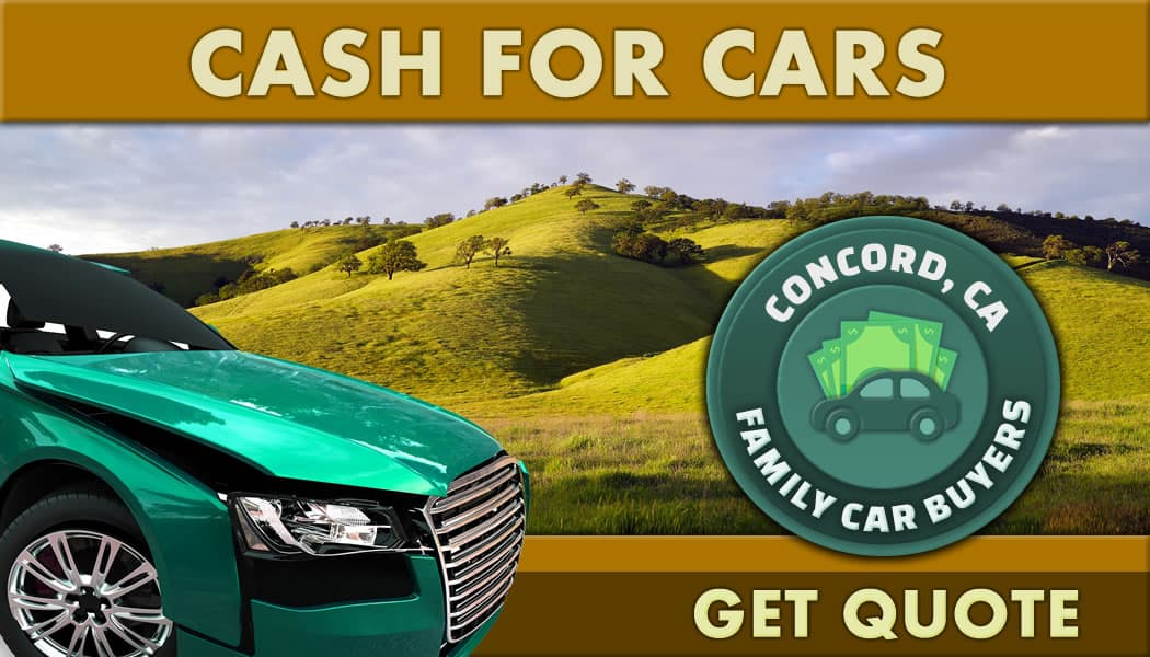 Sell Cars in Concord, CA for Cash