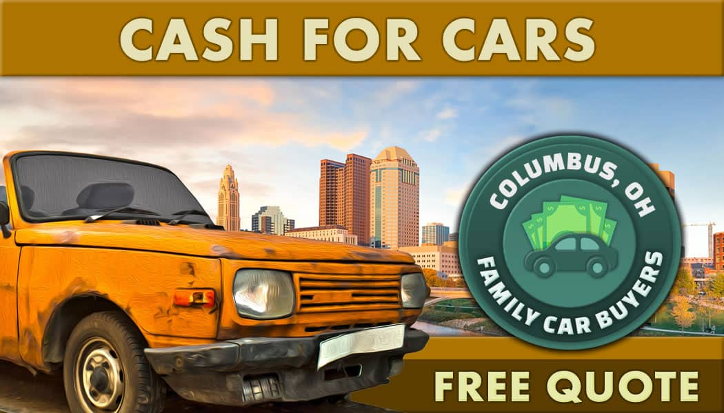 Sell Car Columbus, OH – Cash For Cars