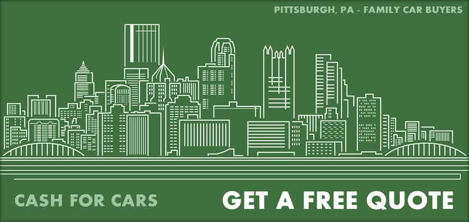 Cash for cars Pittsburgh
