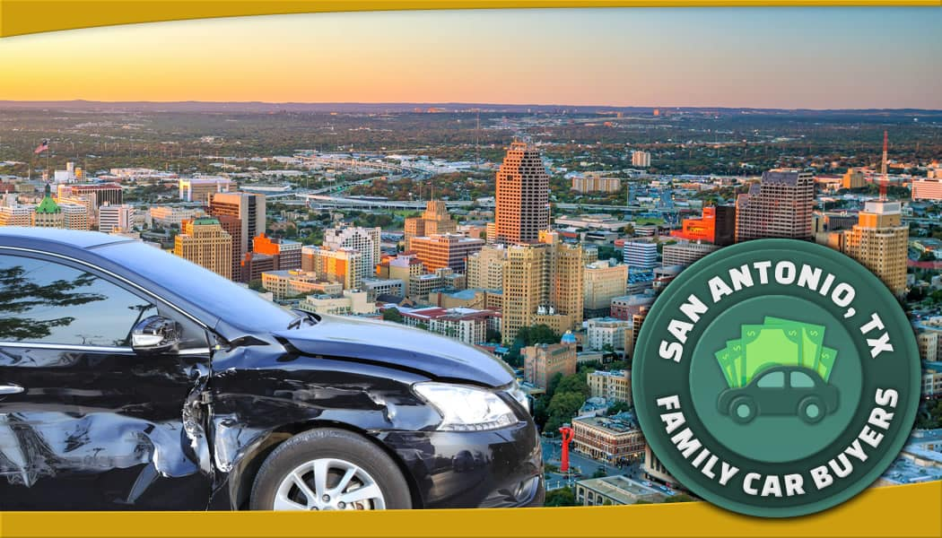 Sell My Car San Antonio – Cash For Cars