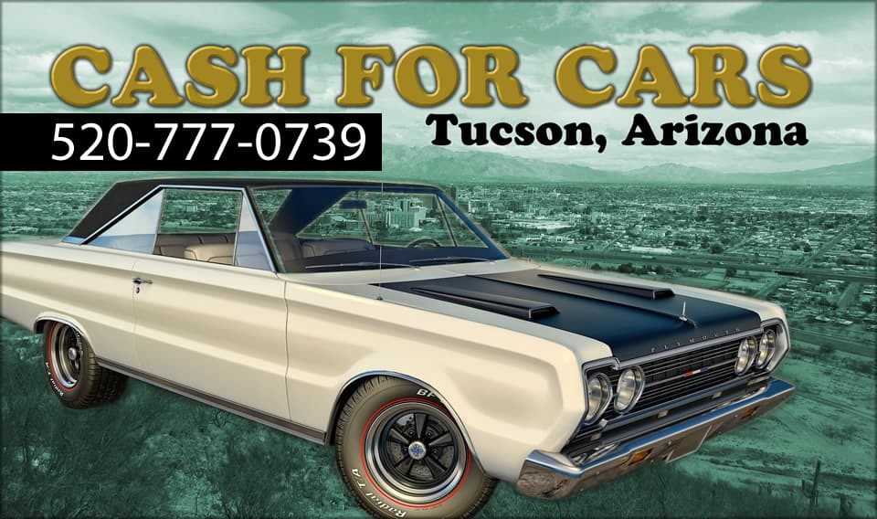 Sell My Car Tucson – Cash For Cars